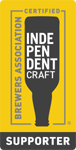 Certified Supporter Brewers Association Independent Craft