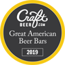 2019 Craft Great American Beer Bars