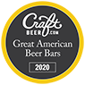 2020 Craft Great American Beer Bars